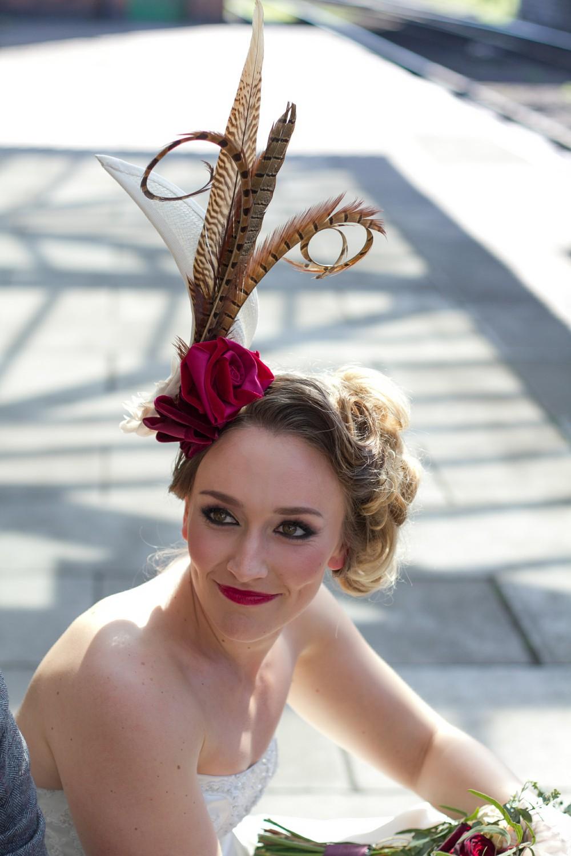 Iso Elegant Photography - Leicester wedding network - Railway wedding - vintage wedding 1