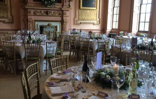 Stanford Hall - Exclusive wedding venue - leicester wedding venue - midlands wedding venue 12 - ballroom wedding breakfast