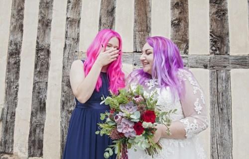 Stephanie Butt Photography - Creative fun wedding photographer 14