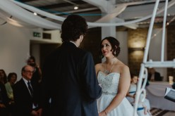 Stevie Jay photography - Unconventional Wedding at Storthes Hall Huddersfield - alternative wedding 34