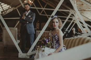 Studio Fotografico Bacci - Steampunk wedding - alternative wedding 34
