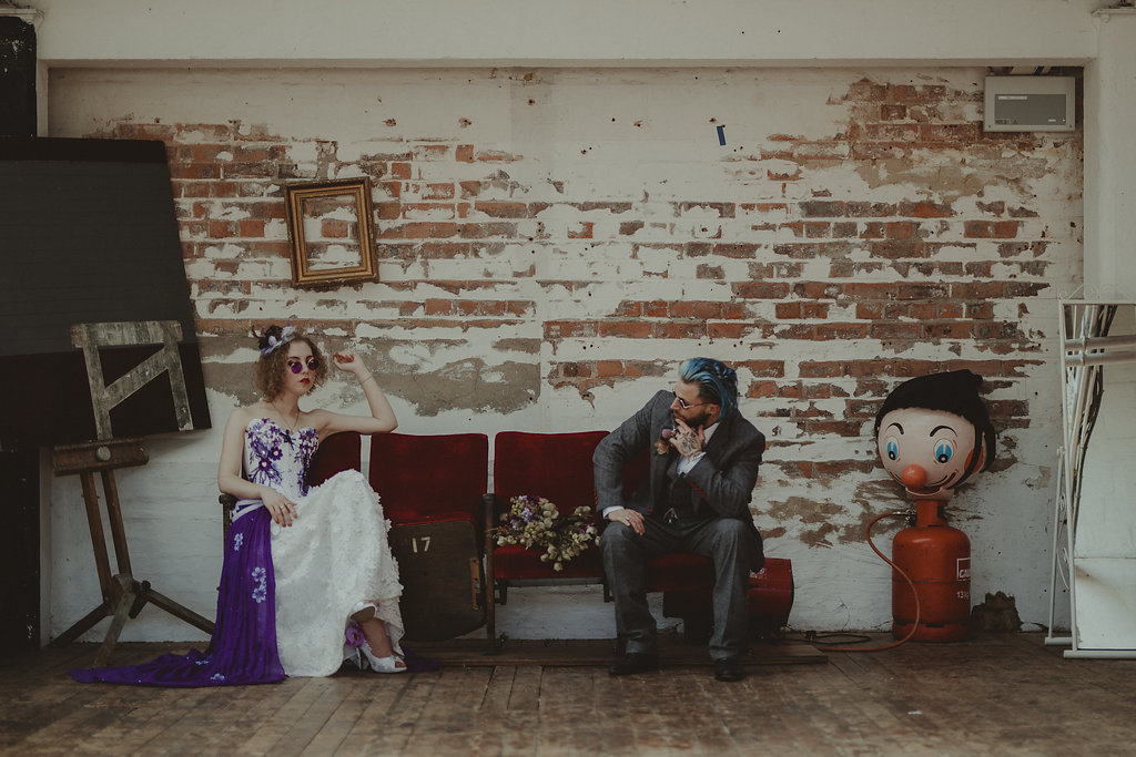 Studio Fotografico Bacci - Steampunk wedding - alternative wedding 73