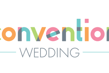Cropped trademarked Unconventional Wedding logo