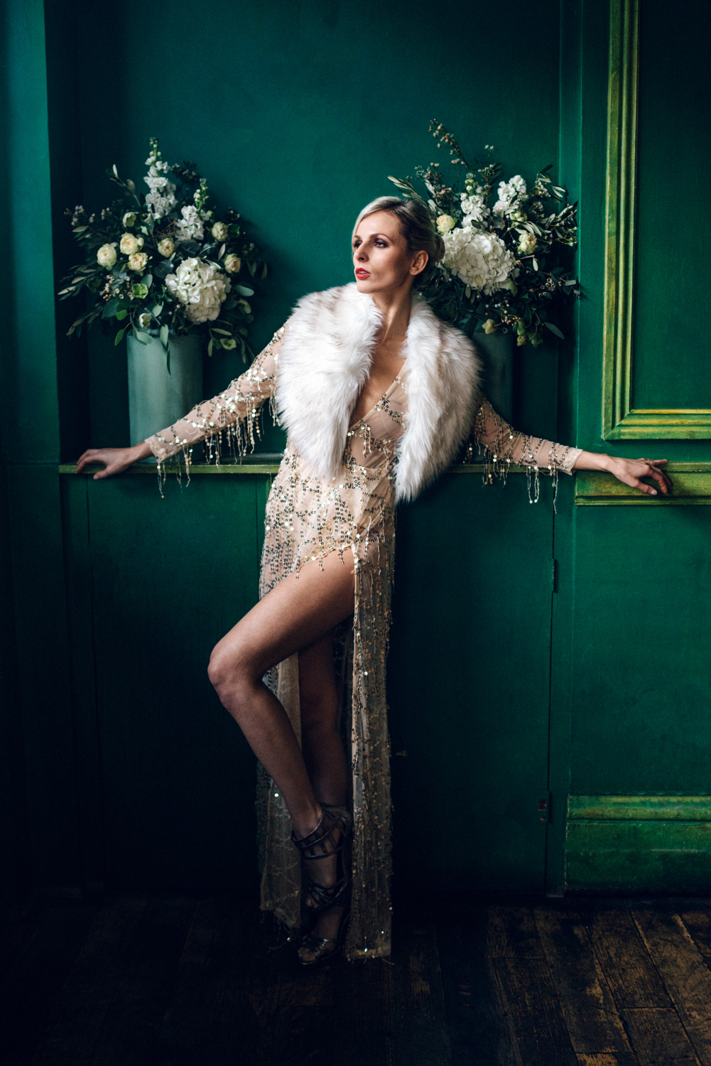 Margo Ryszczuk Photography - Its all about the glitter, sparkle and shine art deco inspired wedding shoot 864358734