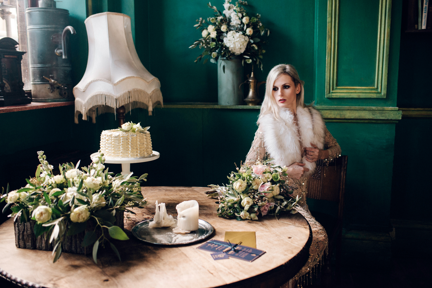 Margo Ryszczuk Photography - Its all about the glitter, sparkle and shine art deco inspired wedding shoot 87745634875