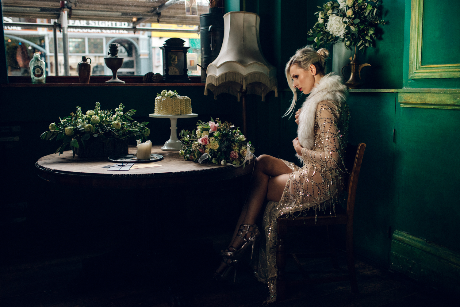 Margo Ryszczuk Photography - Its all about the glitter, sparkle and shine art deco inspired wedding shoot 8653874