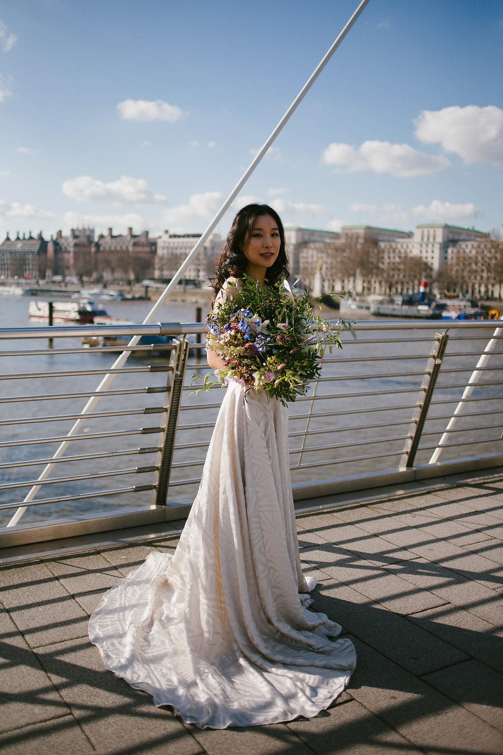 Nina Pang Photography - City Bride - London wedding - City wedding - Chinese wedding 14