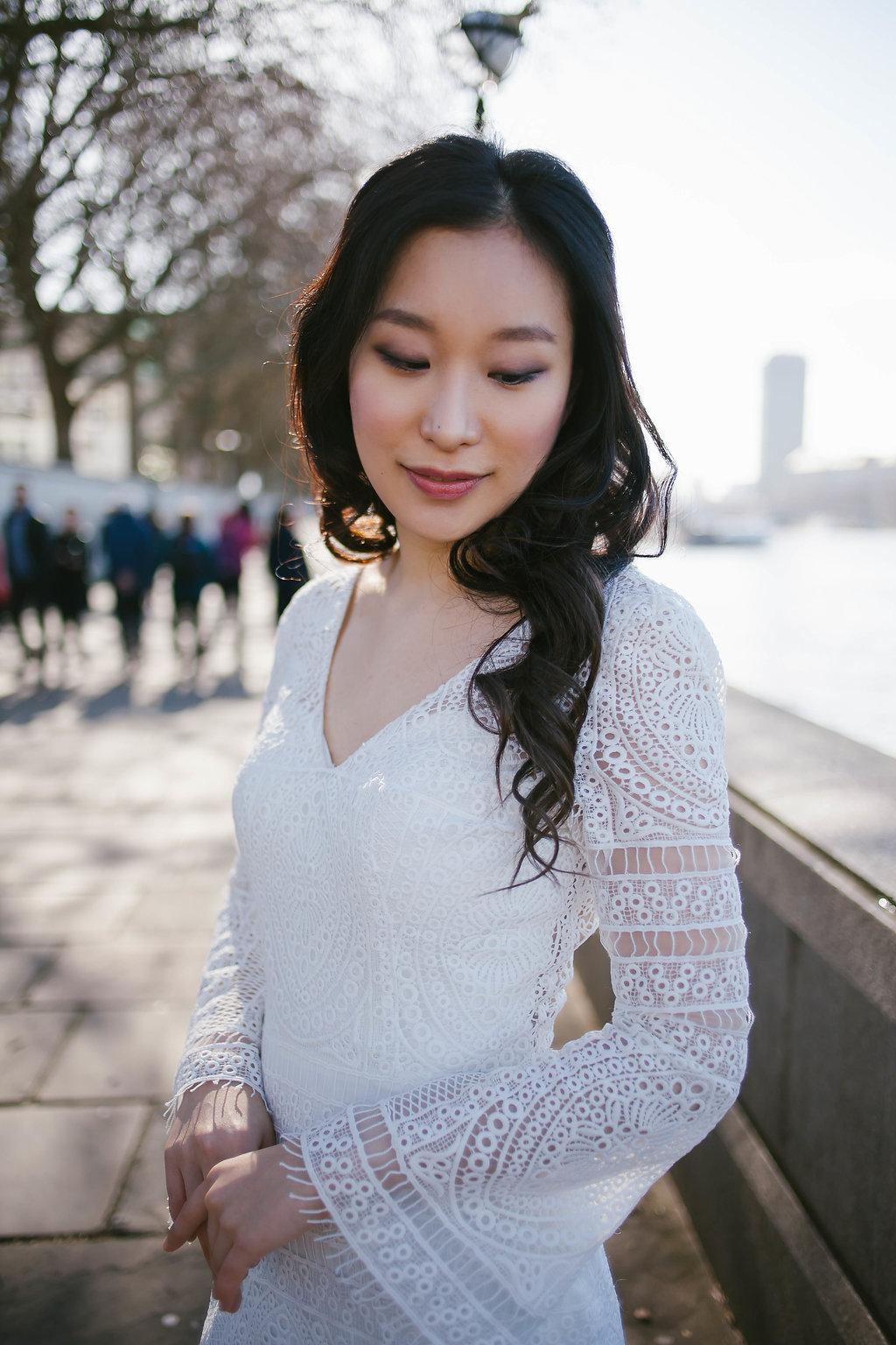 Nina Pang Photography - City Bride - London wedding - City wedding - Chinese wedding 22