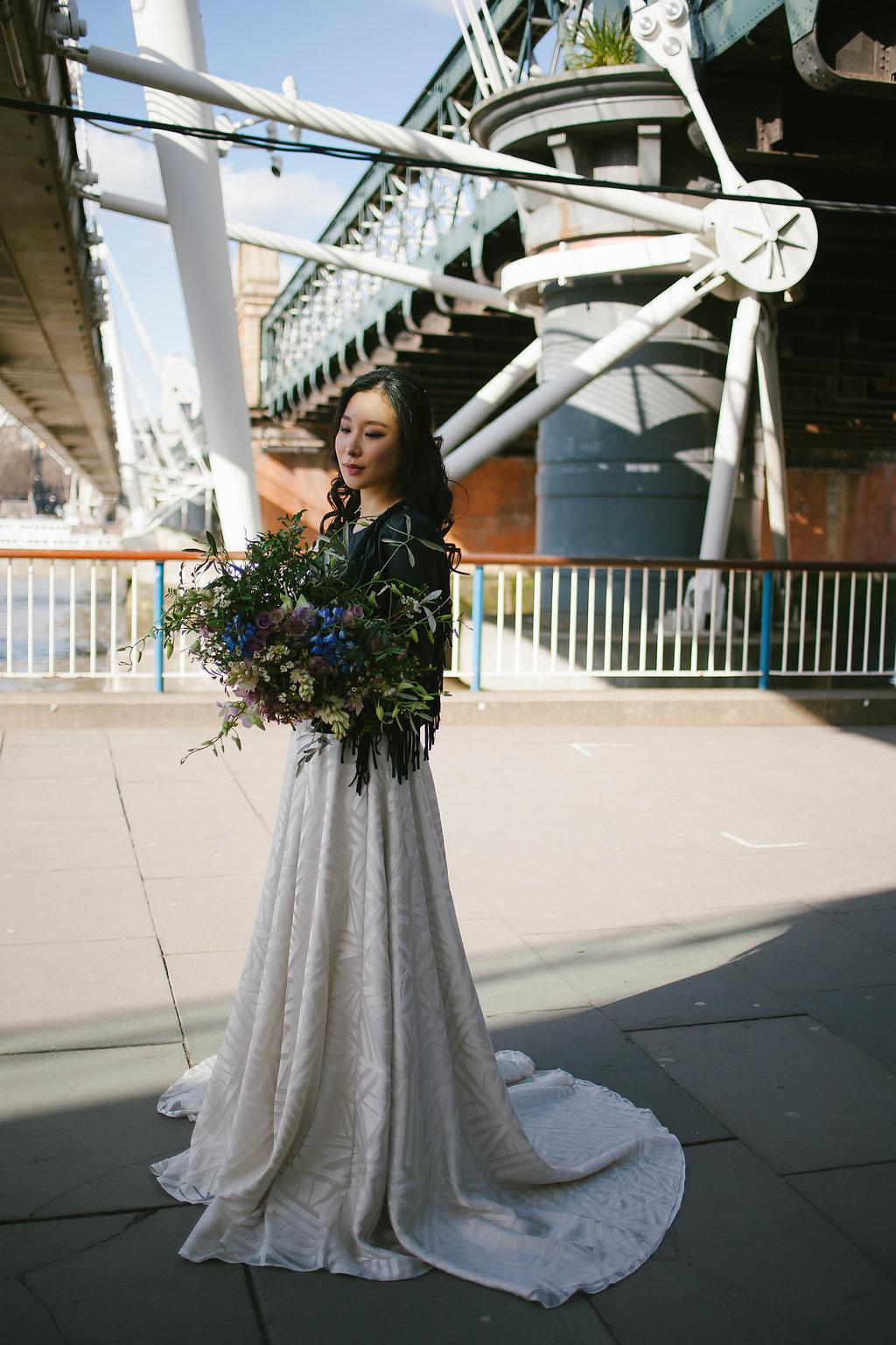 Nina Pang Photography - City Bride - London wedding - City wedding - Chinese wedding 28