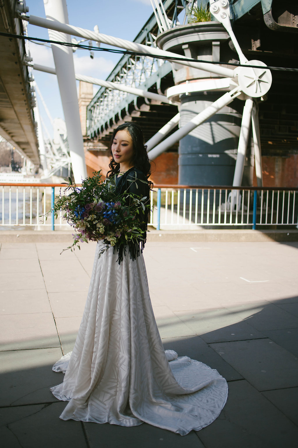 Nina Pang Photography - City Bride - London wedding - City wedding - Chinese wedding 28
