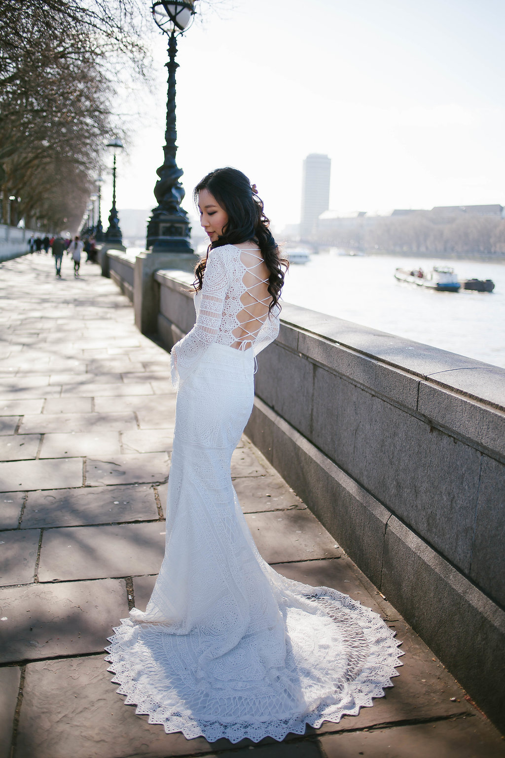 Nina Pang Photography - City Bride - London wedding - City wedding - Chinese wedding 30
