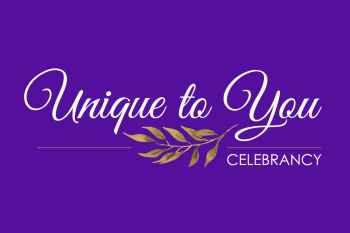 unique to you celebrancy logo