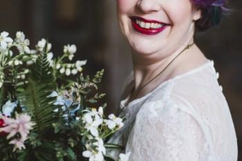 Cristina Rossi Photography - alternative vow renewal - alternative wedding - Kat and Jeremy vow renewal 12