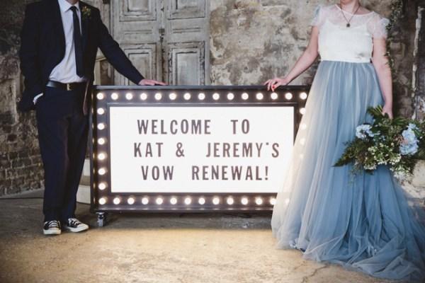 Cristina Rossi Photography - alternative vow renewal - alternative wedding - Kat and Jeremy vow renewal 26