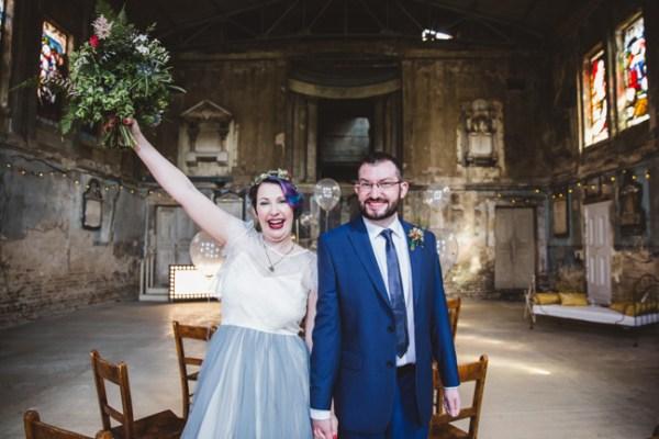 Cristina Rossi Photography - alternative vow renewal - alternative wedding - Kat and Jeremy vow renewal 31