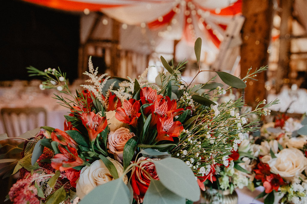 EmilyandGeoff- Nicki Shea Photography- Circus Wedding flowers