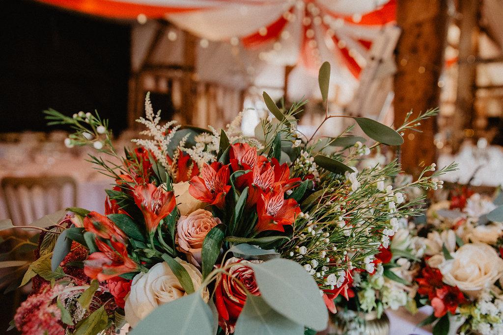 EmilyandGeoff- Nicki Shea Photography- Circus Wedding flowers