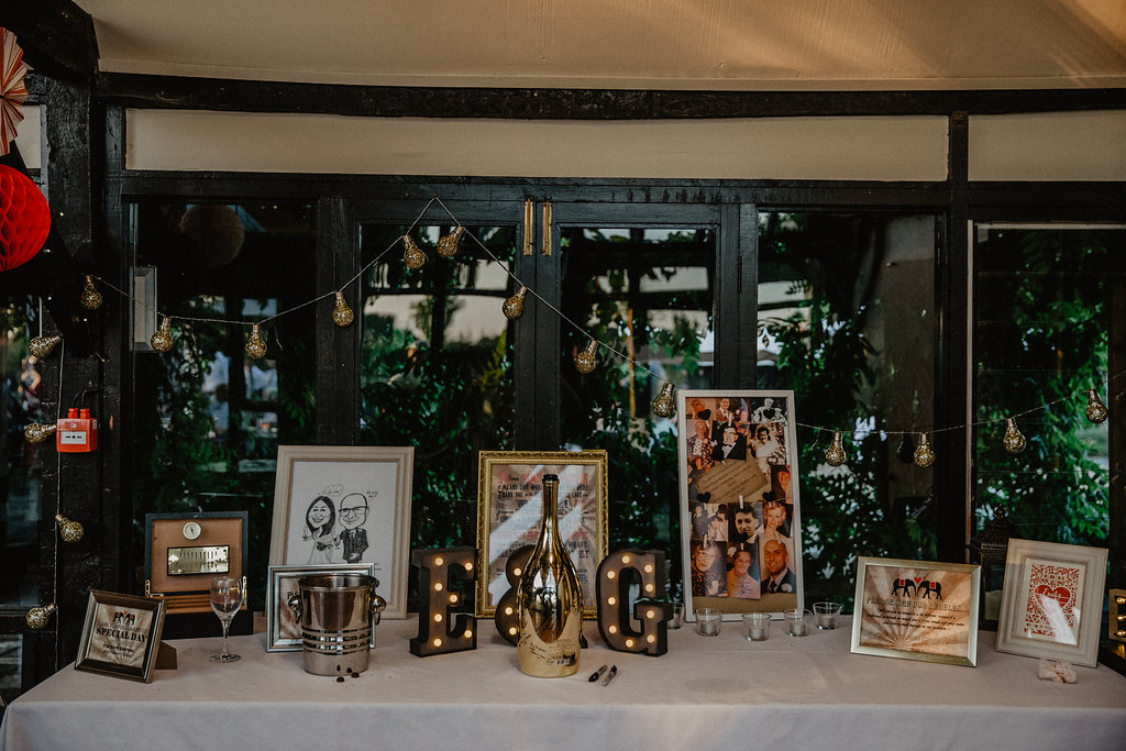 EmilyandGeoff- Nicki Shea Photography- Circus Wedding table photos