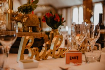 EmilyandGeoff- Nicki Shea Photography- Circus Wedding table