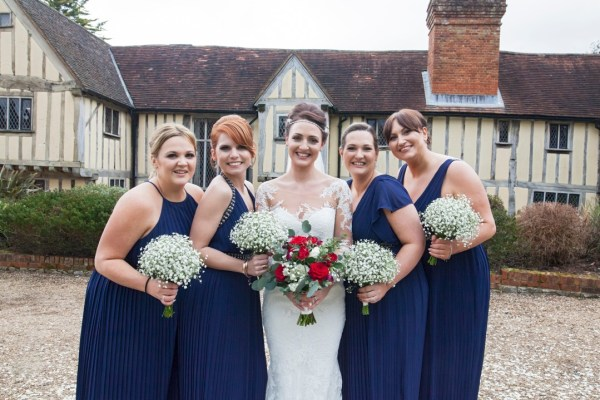 Stephanie Butt Photography - Colour of the year 2019 - alternative wedding - blue wedding 1