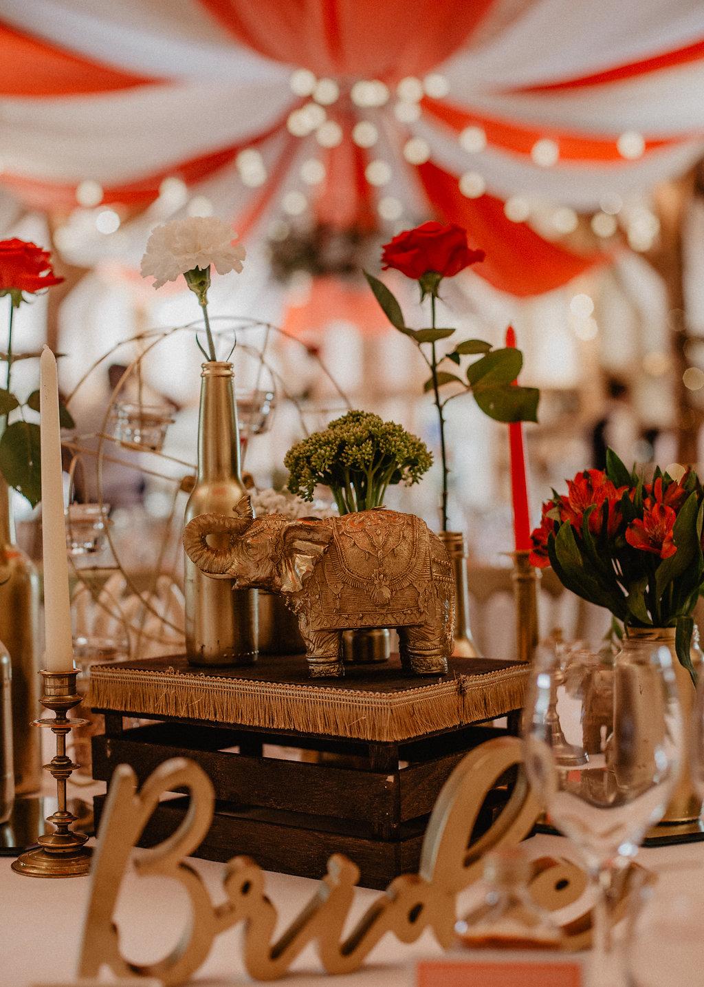 Emily&Geoff- Nicki Shea Photography- Circus Wedding- bride