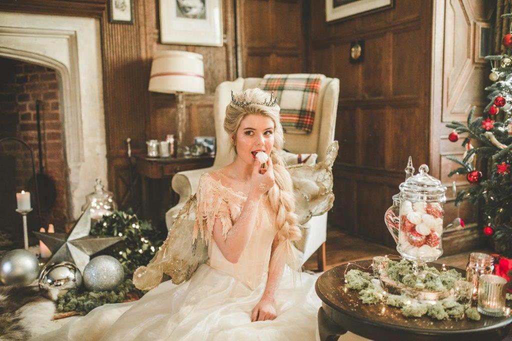 christmas wedding, victoria taylor, lauren beresford photography- food