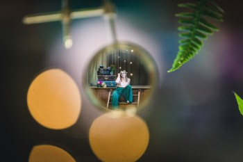 Curious Magpie- Science Geeks Wedding-Lights
