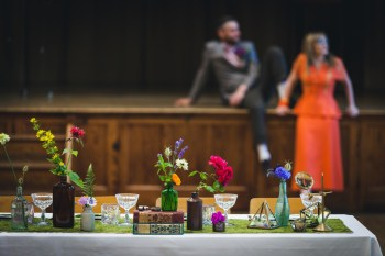 Curious Magpie- Science Geeks Wedding-Table