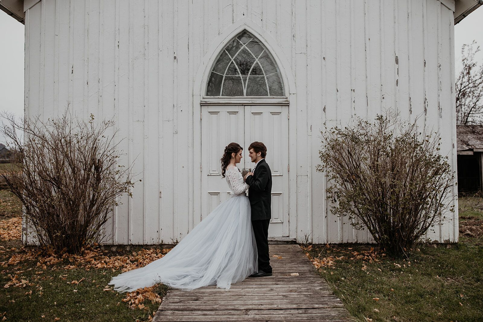 rustic winter wedding- wild honey weddings- cover