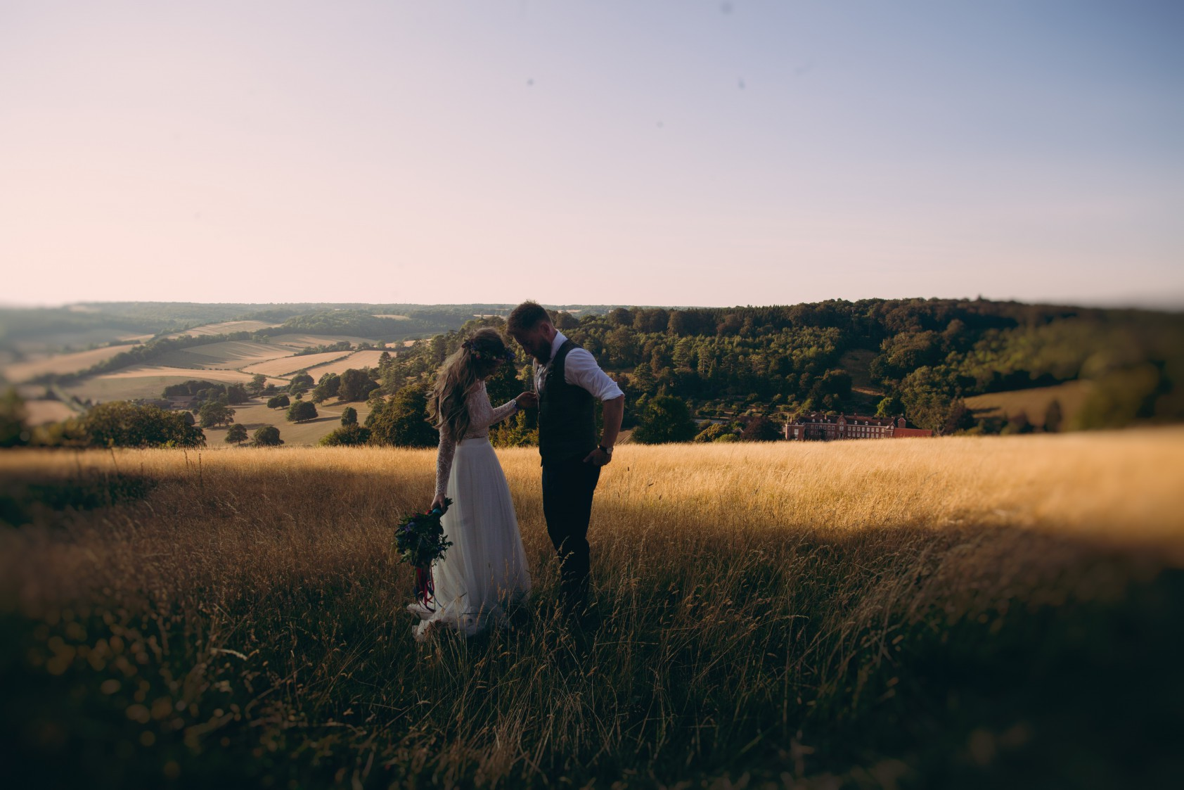 Festival Wedding- Joelle Poulos- Field