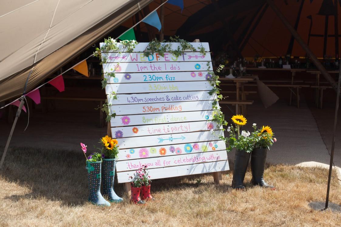 Festival Wedding- Joelle Poulos- Order