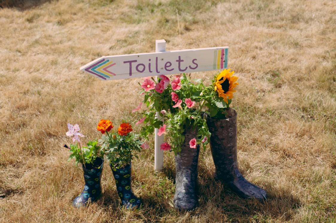 Festival Wedding- Joelle Poulos- Sign
