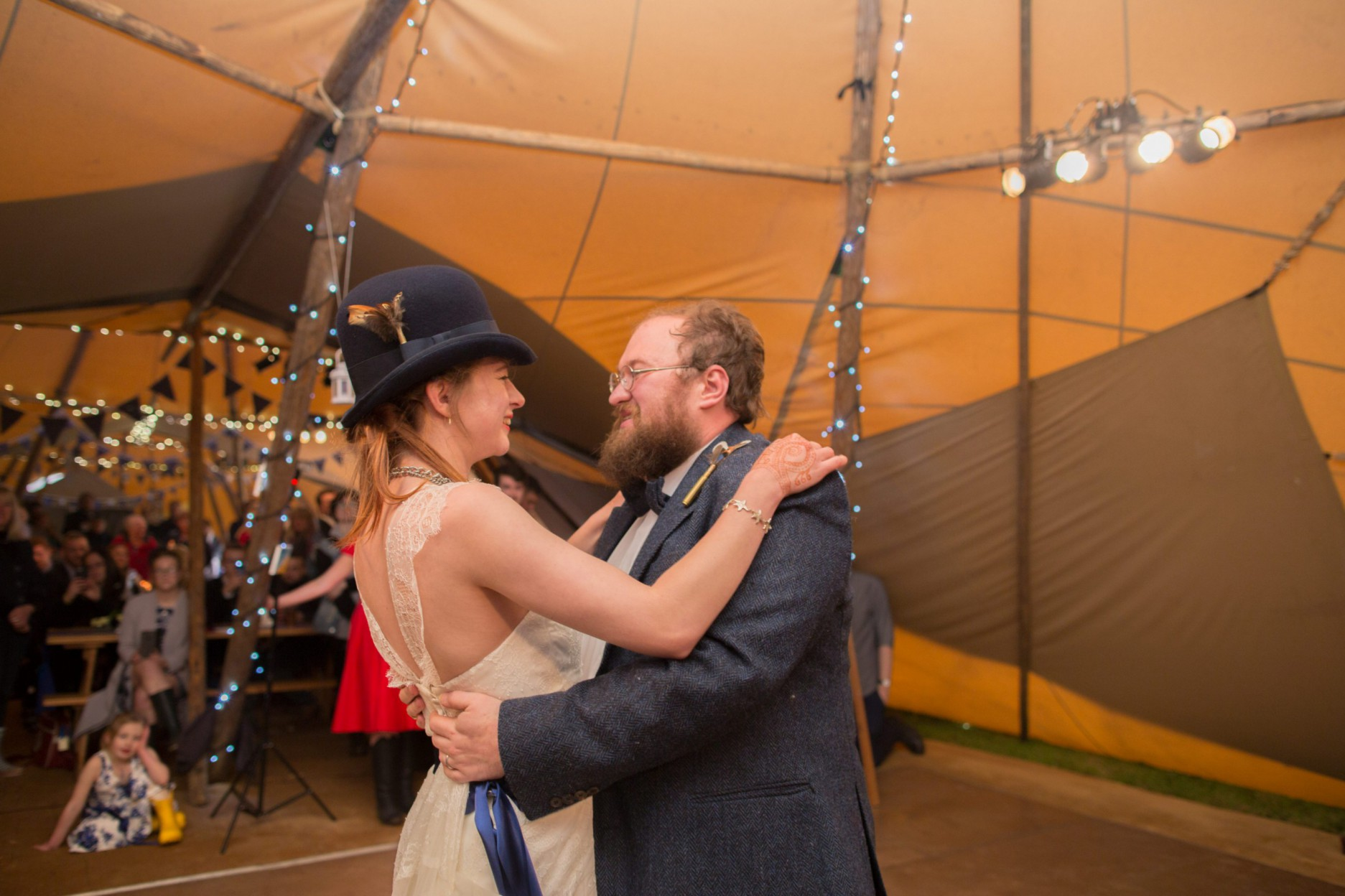 Ragdoll Photography-Tipi Wedding- Dance 2