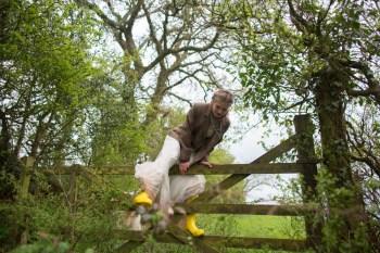 Ragdoll Photography-Tipi Wedding- Fence