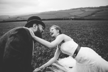 Ragdoll Photography-Tipi Wedding- Laugh