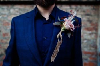 A gothic wedding - national justice museum wedding - alternative wedding - Vicki Clayson Photography (10)