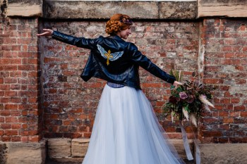 A gothic wedding - national justice museum wedding - alternative wedding - Vicki Clayson Photography 2 (3)
