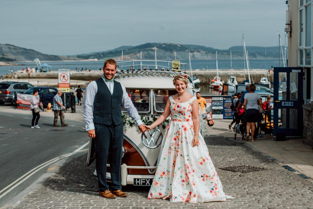 Alpaca Yurt Wedding- VW