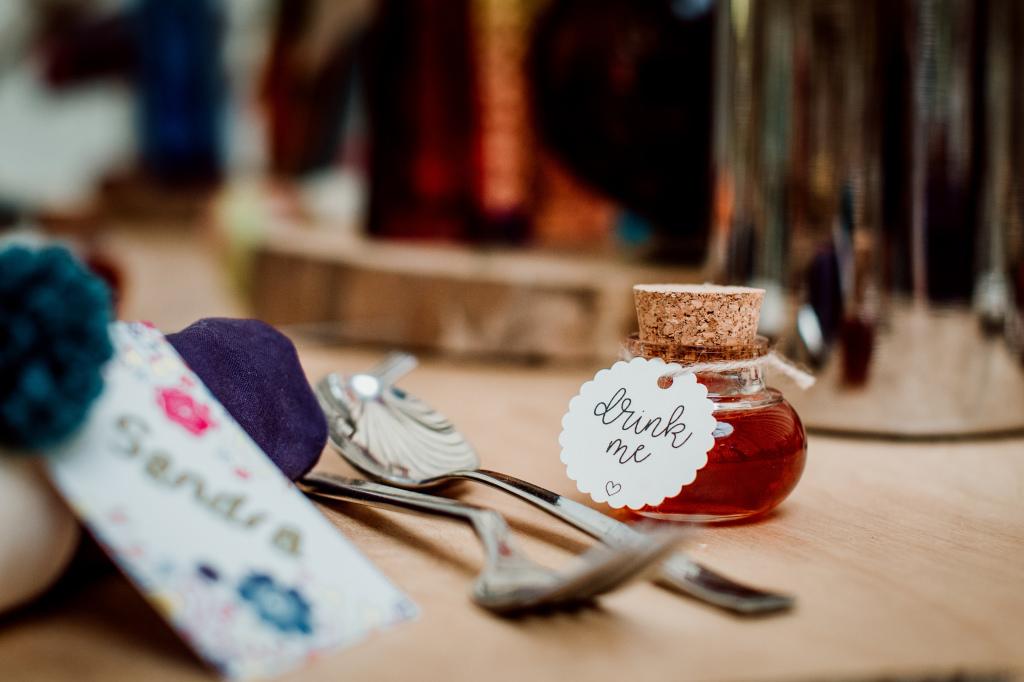 Alpaca Yurt Wedding- Drink