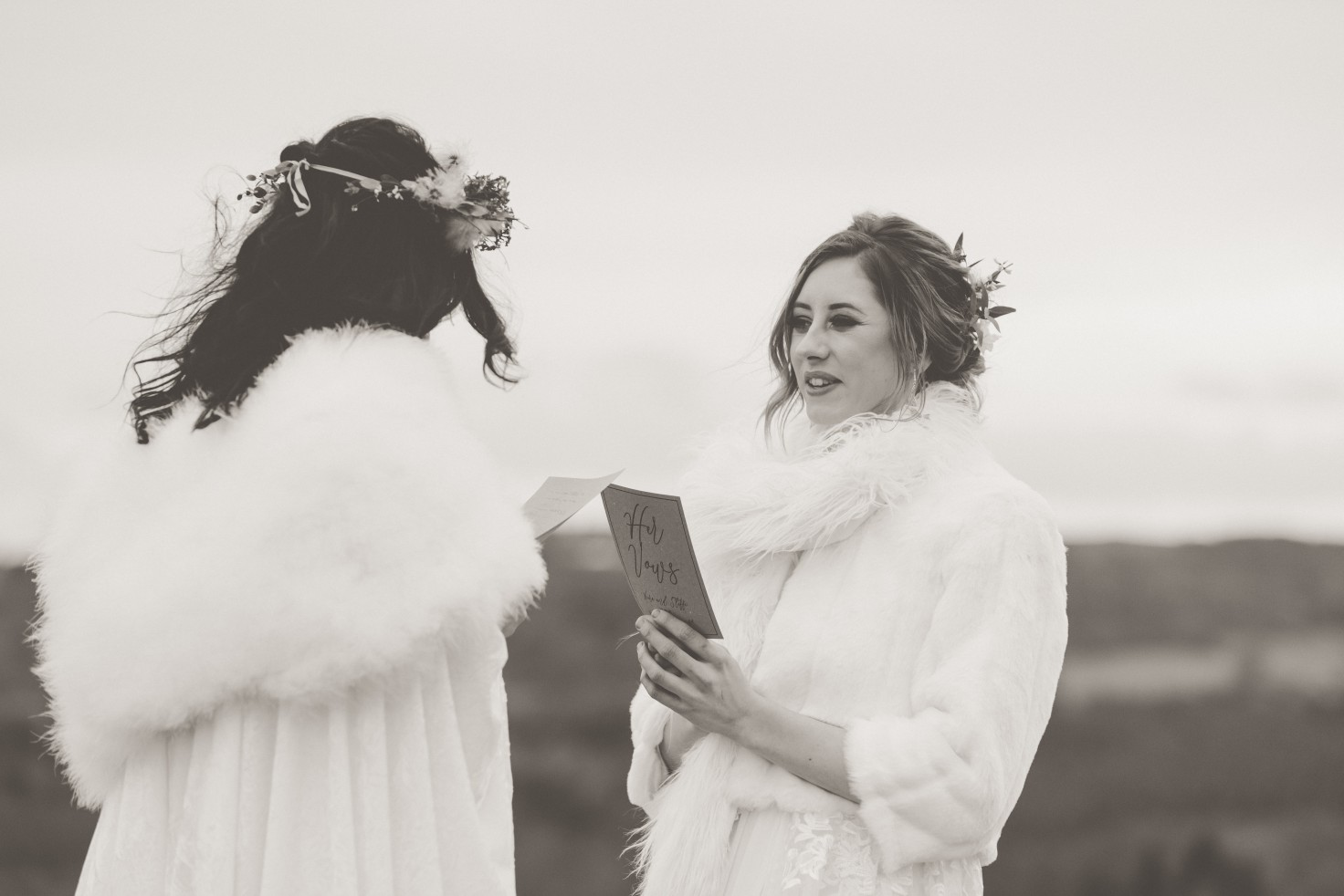Emma Ryan- Elopement Wedding-Vows