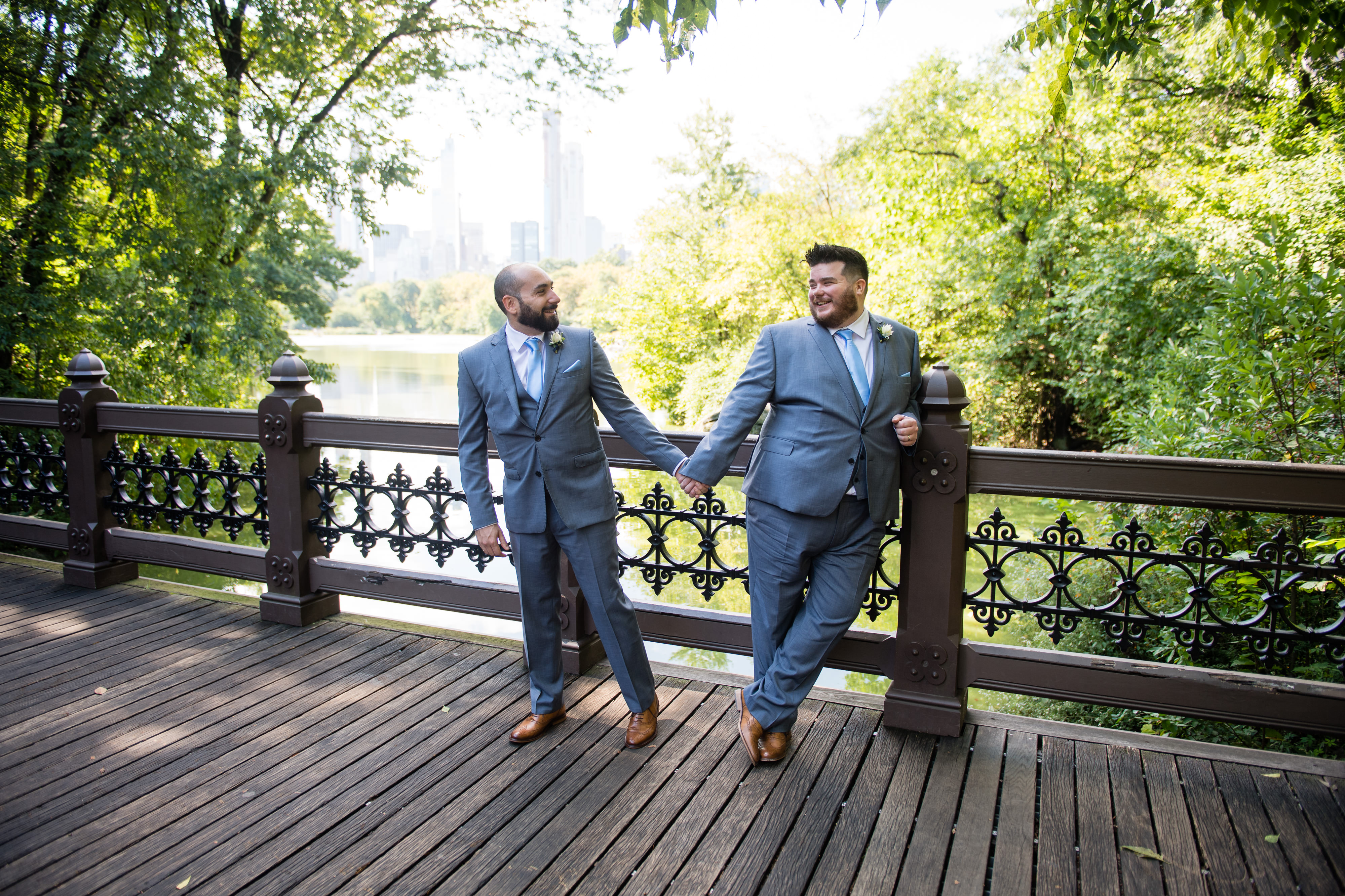 Same Sex New York Wedding Cover