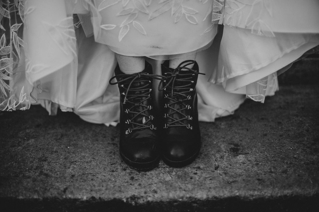 Nurstead Court Wedding- Boots
