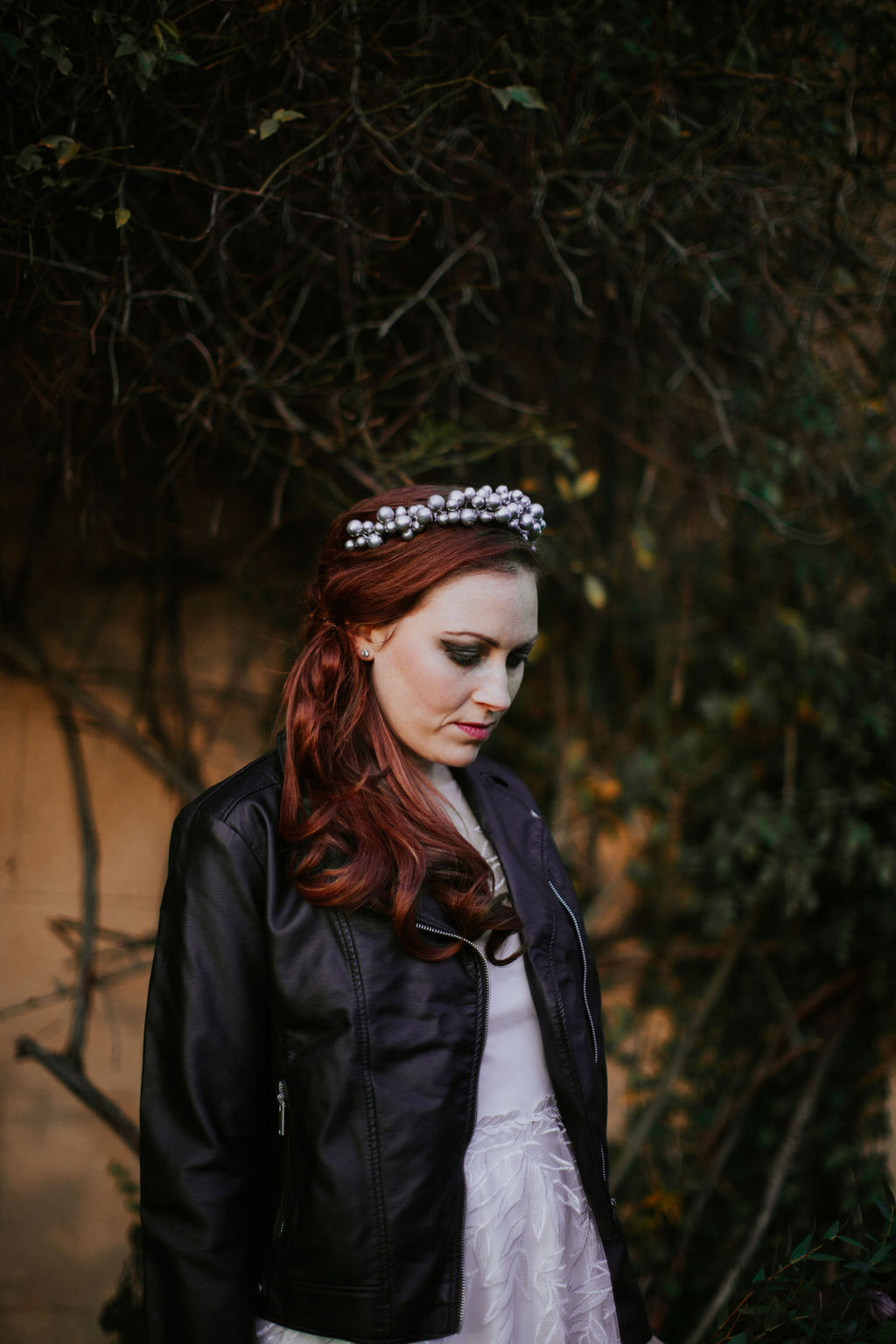 Nurstead Court Wedding- Headband