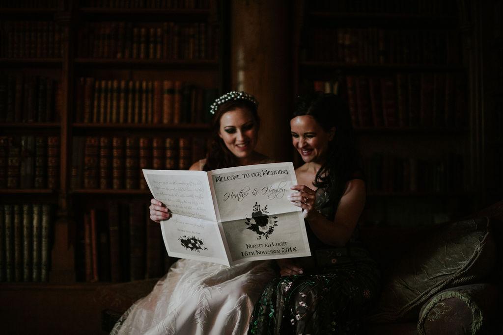 Nurstead Court Wedding- Reading