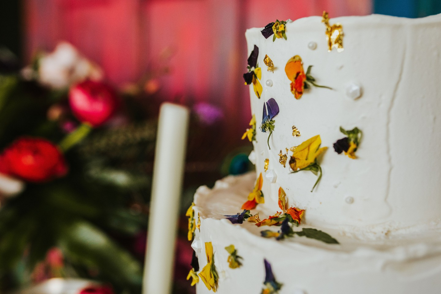 Olive Owl- Wedding Flowers-Cake