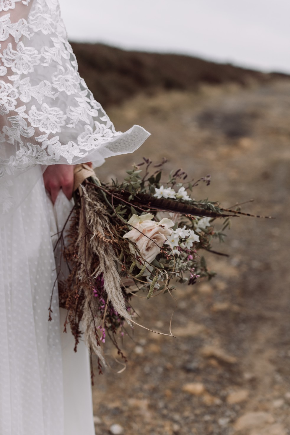 Emma Ryan- Elopement Wedding- Flowers