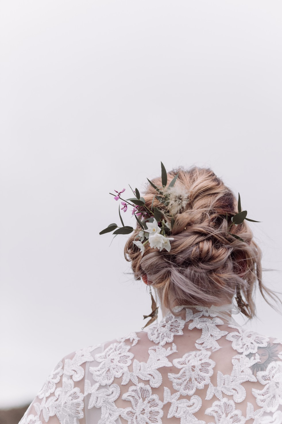 Emma Ryan- Elopement Wedding- Hair
