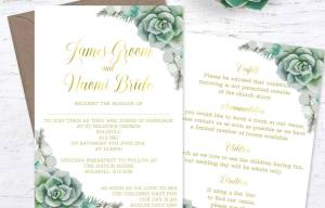 sakura heart- wedding stationery-wedding invitations-alternative wedding- unconventional wedding