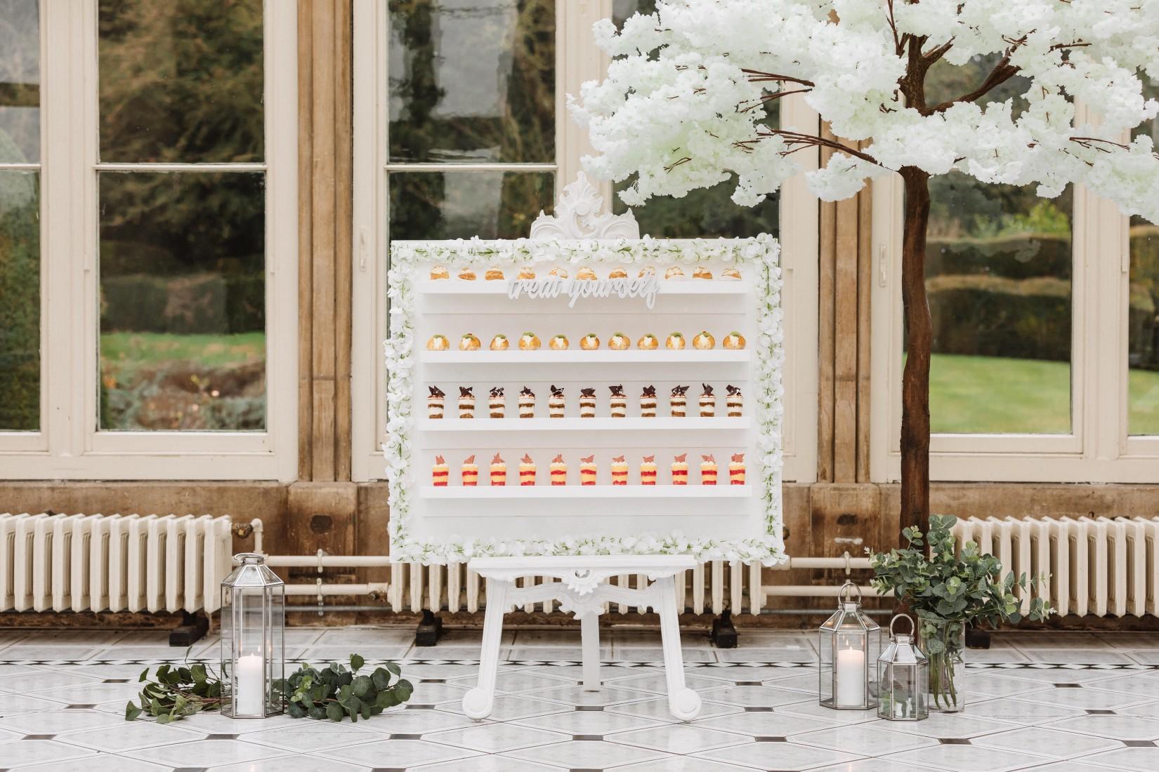 Pasticerria Lorena - Italian wedding cakes - Italian dessert table - alternative wedding cakes 1