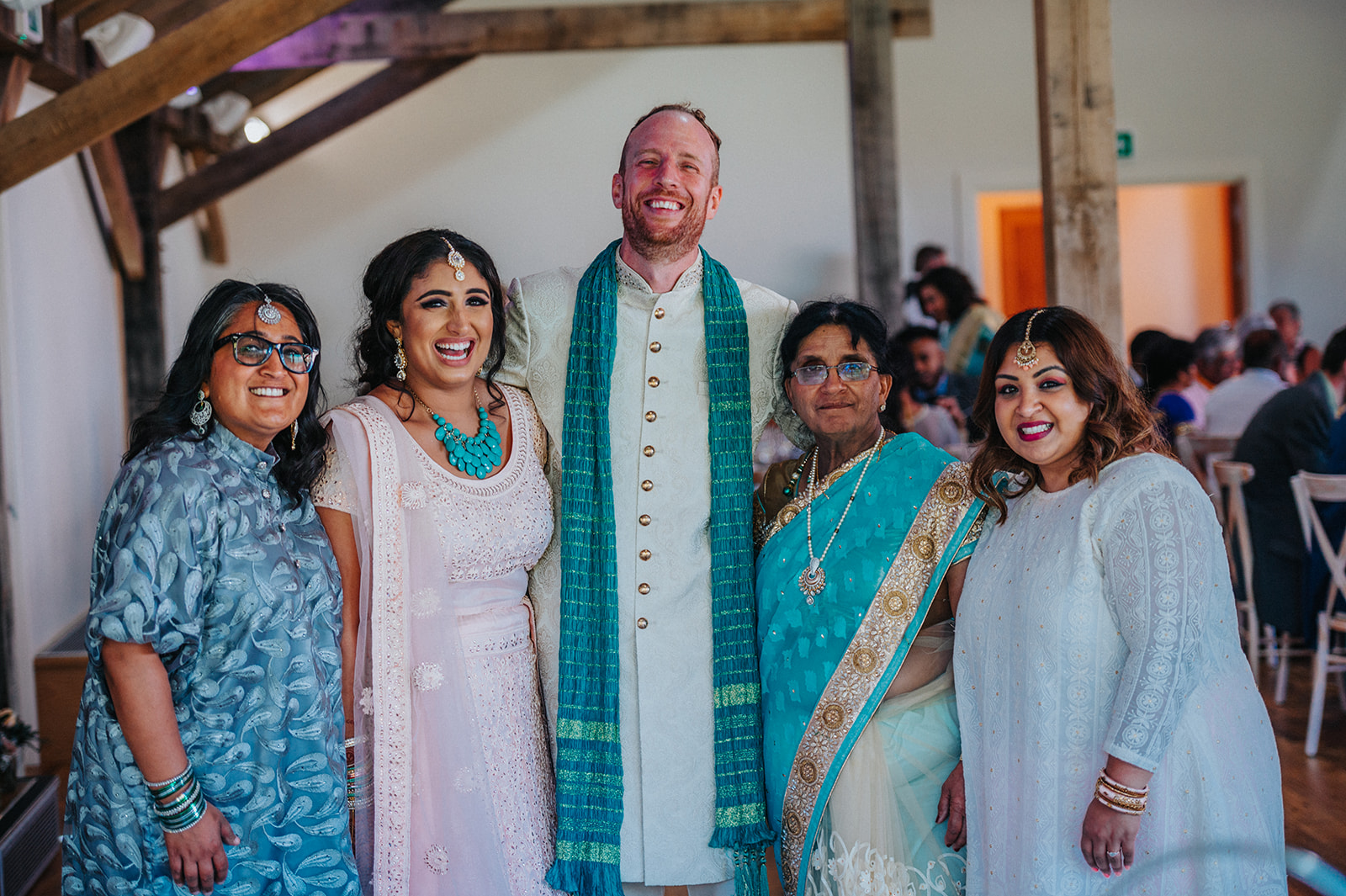 Fusion Wedding- Michael Briggs Photography- Multifaith Wedding- English Indian Wedding- Unconventional Wedding- Wedding Photography- Unique Wedding Ideas- Indian Bridalwear- Unique Bridalwear- Quirky Wedding- Wedding Planning